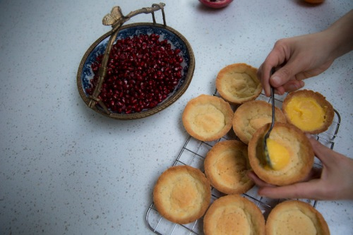 pomegranate tart2